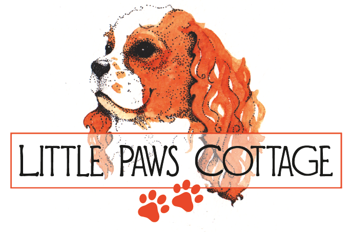 www.littlepawscottage.co.uk Logo